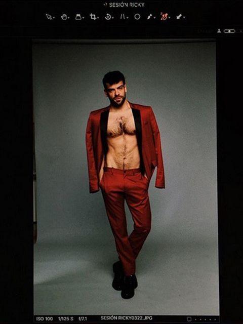 Ricky Merino Ot Se Desnuda Por Dentro Y Por Fuera
