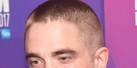 Hair, Face, Forehead, Eyebrow, Hairstyle, Chin, Buzz cut, Facial hair, Crew cut, White-collar worker,