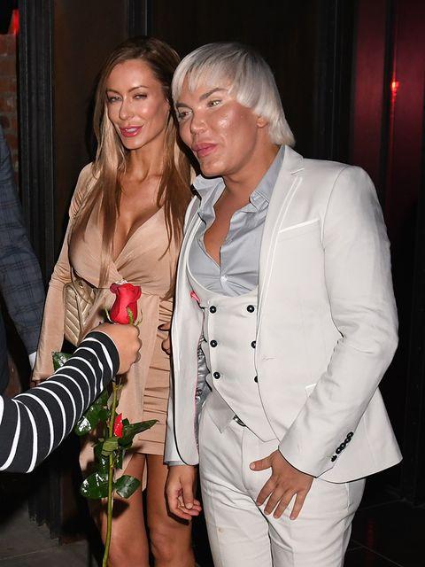 Clothing, Fashion, Blond, Outerwear, Event, Leg, Suit, Dress, Formal wear, Cocktail dress,