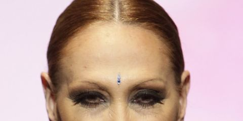 Hair, Head, Ear, Nose, Lip, Jewellery, Cheek, Hairstyle, Earrings, Skin,