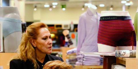 Retail, Fashion, Mannequin, Boutique, Customer, Blond, Service, Fashion design, Outlet store, Brown hair,