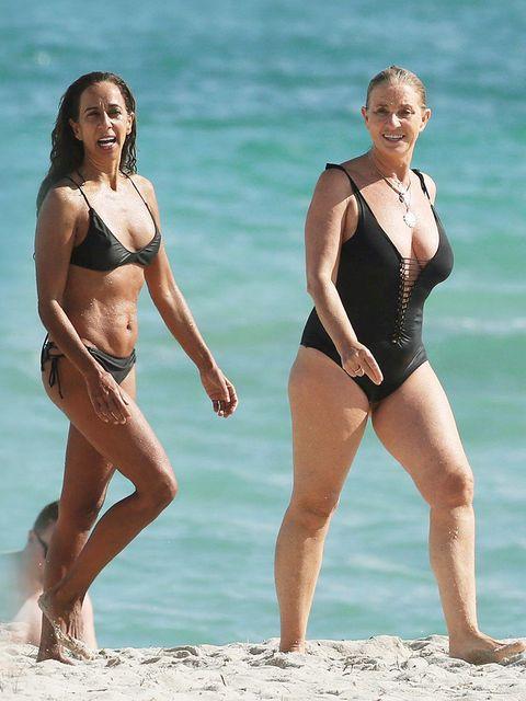 Clothing, Bikini, Swimwear, Fun, Leg, Vacation, Undergarment, Summer, Blond, Thigh,