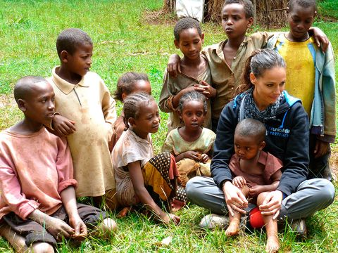 People, Child, Adaptation, Community, Tribe, Smile,