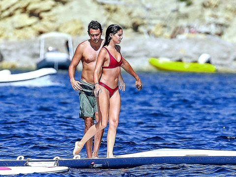Fun, People in nature, Summer, board short, Vacation, Trunks, Barefoot, People on beach, Undergarment, Holiday,