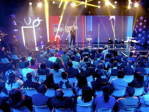 Performance, Stage, Crowd, Event, Auditorium, Audience, Concert, Public event, Music venue, Performing arts,