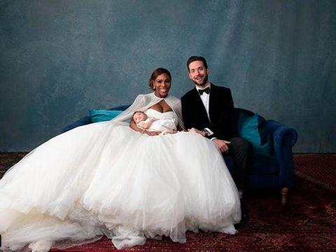 Wedding dress, Gown, Photograph, Dress, Bride, Bridal clothing, Formal wear, Event, Wedding, Fashion,