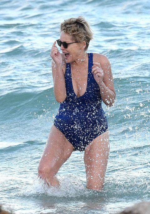 Swimwear, Clothing, Water, Fun, Bikini, Vacation, Thigh, Summer, One-piece swimsuit, Leg,