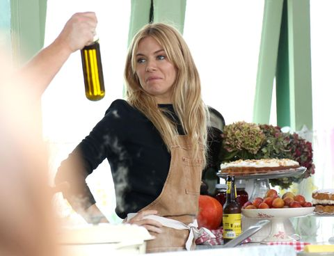 Bottle, Meal, Drink, Curtain, Blond, Houseplant, Food group, Fruit, Bowl, Produce,