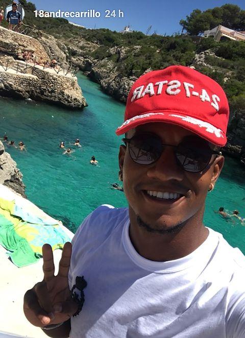 Vacation, Selfie, Tourism, Travel, Cool, Fun, Cap, Headgear, Summer, Leisure,