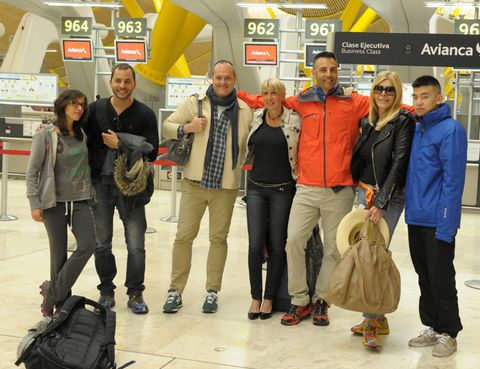 Clothing, Footwear, Product, Jacket, Trousers, Coat, Outerwear, Bag, Jeans, Luggage and bags,