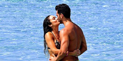 Vacation, Fun, Water, Summer, Bikini, Swimwear, Interaction, Leisure, Happy, Muscle,