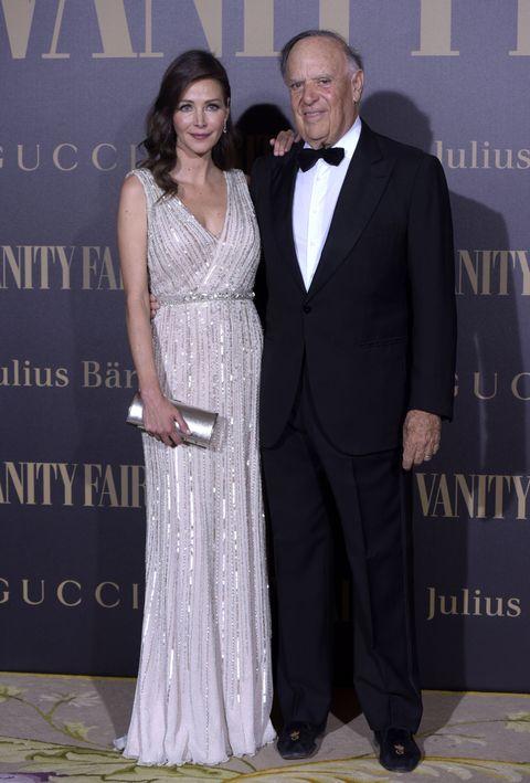 Suit, Formal wear, Dress, Fashion, Event, Tuxedo, Gown, Premiere, Award, Carpet,