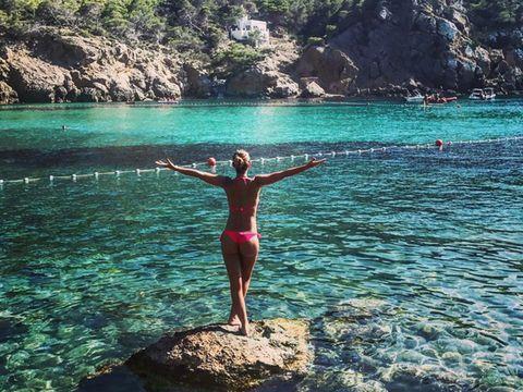 Water, Sea, Beauty, Vacation, Ocean, Summer, Fun, Tourism, Coast, Coastal and oceanic landforms,