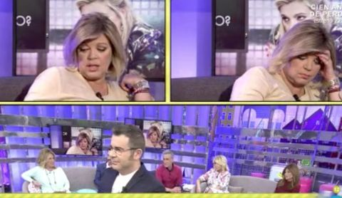 Facial expression, Purple, News, Violet, Product, Snapshot, Fun, Television program, Photography, Photomontage,