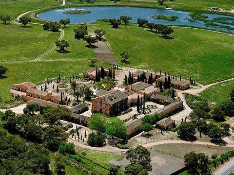 Plant, Landscape, Natural landscape, Land lot, Garden, House, Plain, Rural area, Aerial photography, Estate,