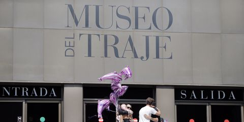 Pink, Purple, Text, Font, Architecture, Event, Plant, Recreation, Performance, Building,