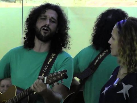 Hair, People, Guitarist, Hairstyle, Musician, Facial hair, Social group, Musical instrument, Music, Plucked string instruments,