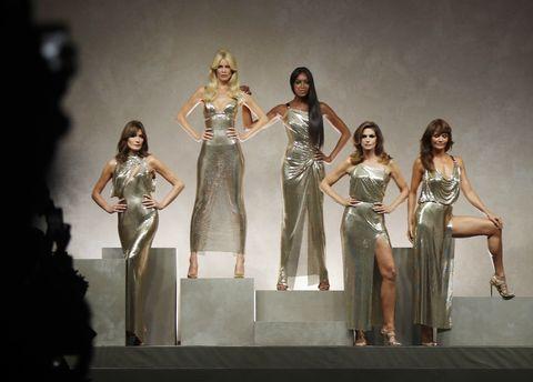 Fashion, Fashion model, Fashion design, Dress, Performance, Fun, Event, Performance art, Costume design,