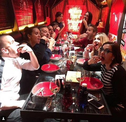 Fun, Event, Drink, Pub, Music venue, Restaurant, Liqueur, Selfie, Photography, Team,