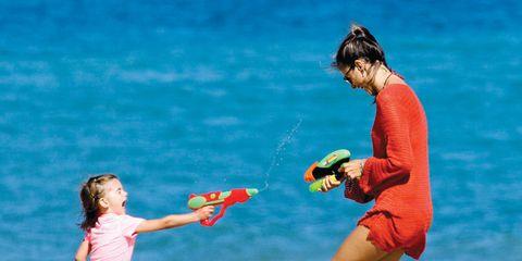Leg, Fun, People on beach, Water, Human leg, Hand, Leisure, Tourism, People in nature, Summer,