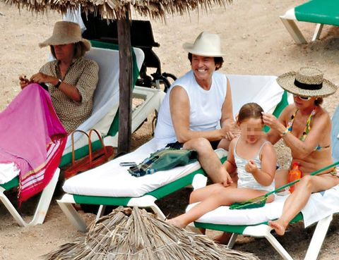 Hat, Human, Fun, Tourism, Leisure, Sitting, Summer, Sun hat, Fashion accessory, People in nature,