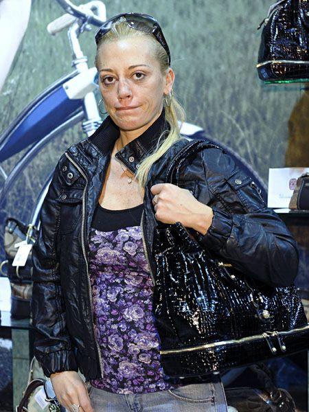 Jacket, Bag, Leather, Denim, Street fashion, Leather jacket, Luggage and bags, Shoulder bag, Gadget, Handbag,