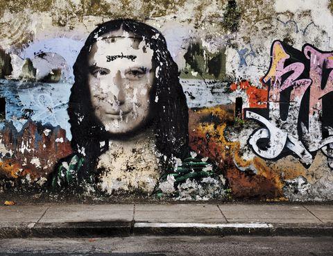 Graffiti, Wall, Street art, Paint, Asphalt, Art, Mural, Tints and shades, Artwork, Art paint,