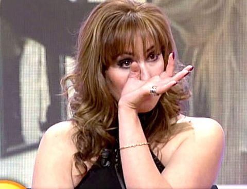 Nose, Finger, Lip, Mouth, Hairstyle, Eyebrow, Hand, Eyelash, Jaw, Wrist,