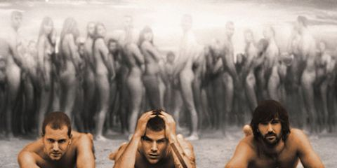 Human, People, Barechested, Muscle, People in nature, Chest, Trunk, Abdomen, Stomach, Mud,