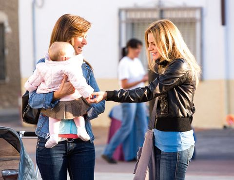 Denim, Jeans, Jacket, Hand, Interaction, Street fashion, Leather jacket, Bag, Luggage and bags, Love,