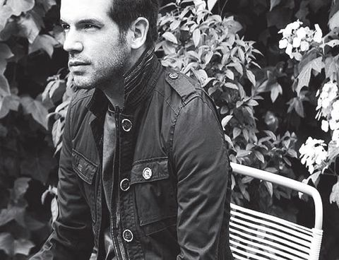 Jacket, Style, Monochrome, Street fashion, Leather, Leather jacket, Monochrome photography, Black-and-white, Portrait photography, Portrait,
