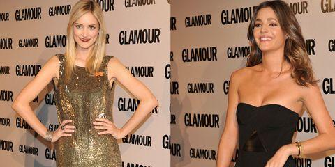Clothing, Dress, Shoulder, Flooring, Style, Waist, Cocktail dress, Logo, Fashion, Premiere,