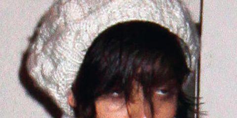 Lip, Cheek, Chin, Forehead, Eyebrow, Jaw, Black hair, Temple, Neck, Cool,