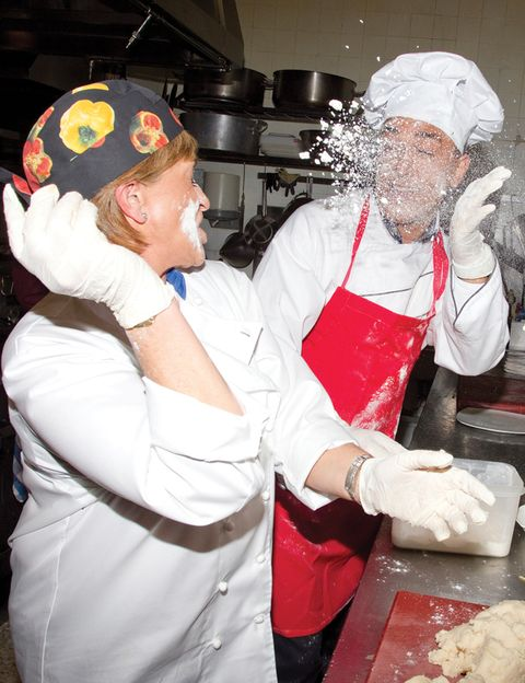 Cap, Cook, Ingredient, Service, Cooking, Chef, Dough, Glove, Baseball cap, All-purpose flour,
