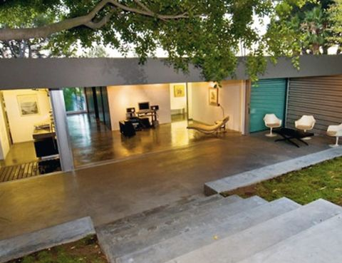 Wood, Property, Floor, Flooring, Wall, Real estate, Concrete, Design, Outdoor furniture, Shade,