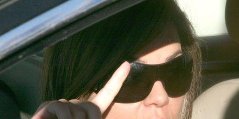 Eyewear, Vision care, Finger, Lip, Hairstyle, Sunglasses, Goggles, Black hair, Vehicle door, Nail,