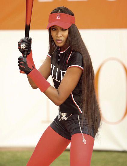 Baseball equipment, Sports uniform, Softball bat, Sleeve, Jersey, Baseball bat, Sportswear, Elbow, Sports equipment, Cap,