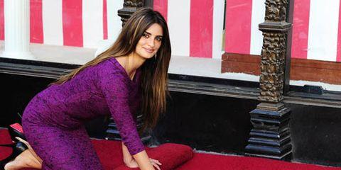 Red, Textile, Floor, Pink, Flooring, Magenta, Carpet, Maroon, Long hair, Model,