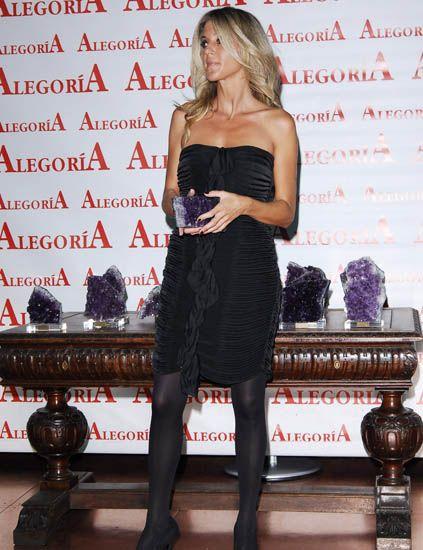 Dress, Cocktail dress, Black, Little black dress, Waist, Day dress, One-piece garment, Strapless dress, Tights, Makeover,