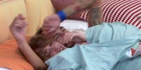 Child, Baby, Childbirth, Sleep, Birth, Mouth, Arm, Nap, Hand, Patient,