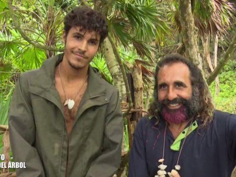 Hair, Jungle, Facial hair, Adaptation, Beard, Moustache, Plant, Tree, Rainforest, Arecales,