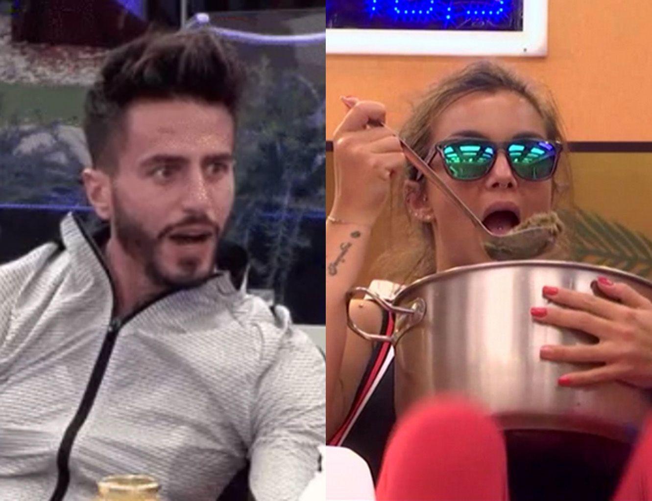 GH VIP 5: Elettra y Marco, ¿tramposos en la prueba semanal?
