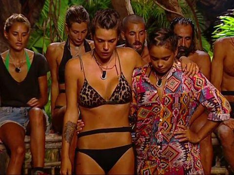 Bikini, Swimwear, People, Undergarment, Lingerie, Briefs, Tribe, Fun, Event, Underpants,