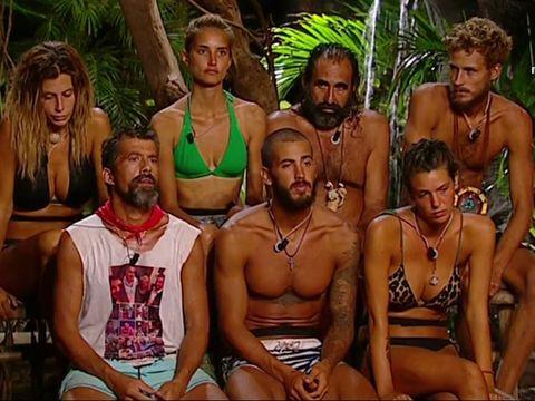 People, Tribe, Fun, Barechested, Bikini, Vacation, Leisure, Team, Swimwear,