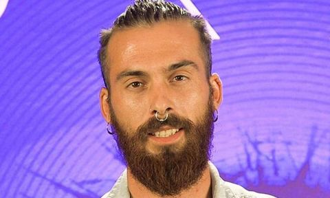 Facial hair, Hair, Beard, Face, Moustache, Forehead, Chin, Hairstyle, Eyebrow, Head,