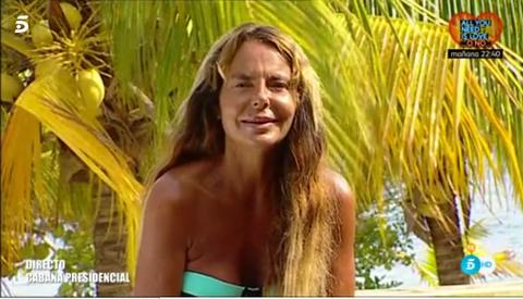 Yellow, Bikini, Swimwear, Summer, Tree, Vacation, Palm tree, Plant, Fun, Arecales,