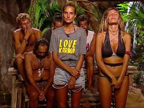 People, Tribe, Bikini, Fun, Swimwear, Muscle, Jungle, Competition,