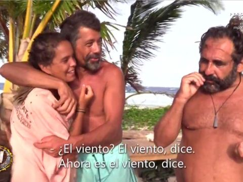 Barechested, People, Mouth, Fun, Chest, Chest hair, Muscle, Human, Vacation, Neck,