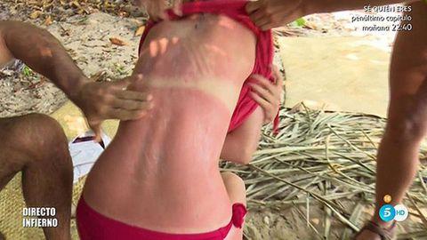 Bikini, Pink, Undergarment, Abdomen, Briefs, Muscle, Swimwear, Leg, Hand, Flesh,