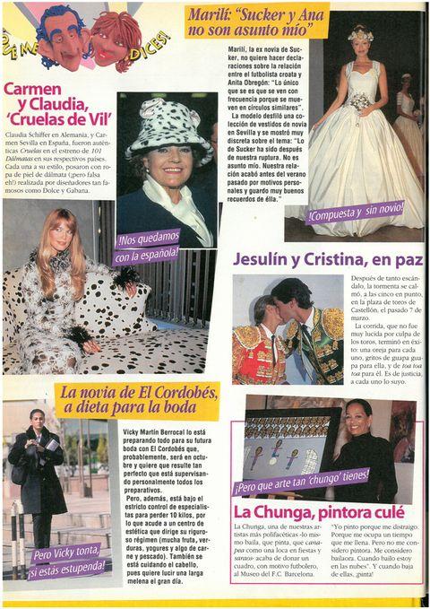 Human, Publication, Pink, Facial expression, Formal wear, Headgear, Purple, Hat, News, Magenta,